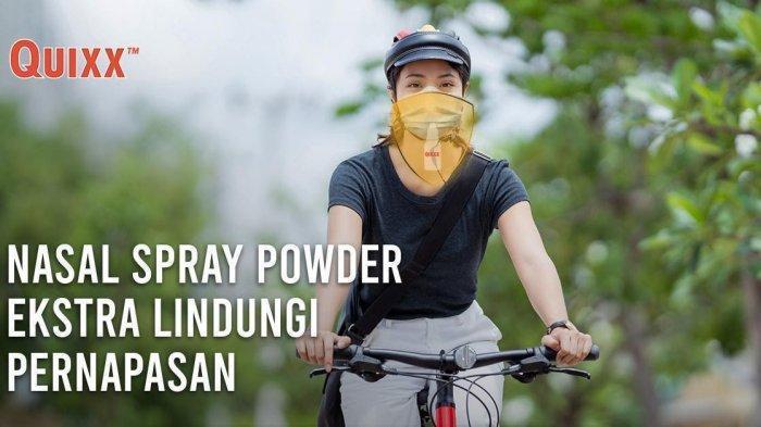 Pemakaian Powder Nasal Spray Terbukti Bantu Lindungi Sistem Pernapasan!