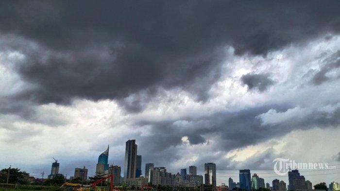 Peringatan Dini Selasa Cuaca Ekstrem Hujan Lebat di 21 Wilayah 9 Maret 2021 Info BMKG